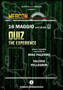 Webcon maggio 2021 - Quiz
