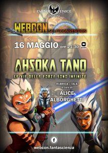 Webcon maggio 2021 - Ashoka Tano
